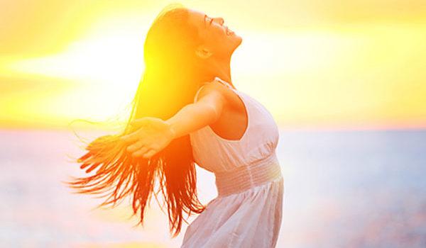 Donna al Sole